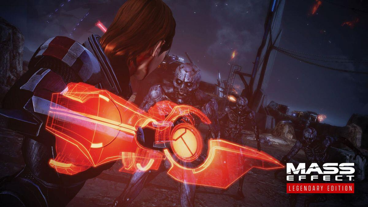 Bild zu Mass Effect, Legendary Edition, EA, Bioware, Commander, Shepard, Trilogie, Update, Remaster