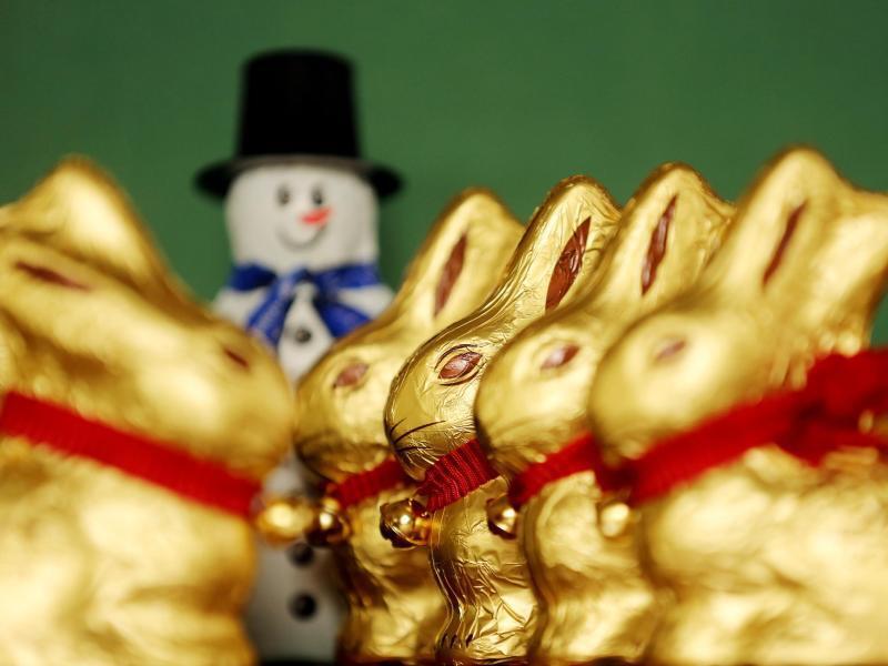 Bild zu Schokoladen-Hässchen