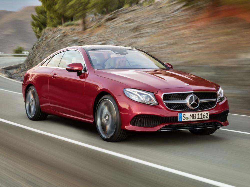 Bild zu Platz 2: Mercedes-Benz C-Klasse