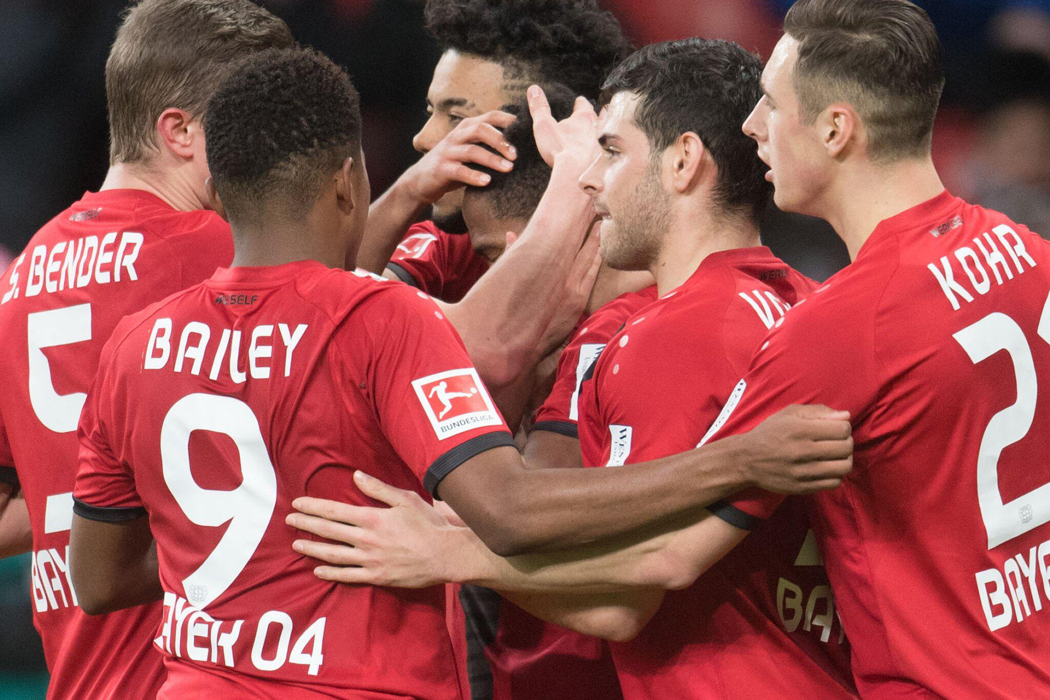 Bild zu Bayer Leverkusen vs. FSV Mainz 05
