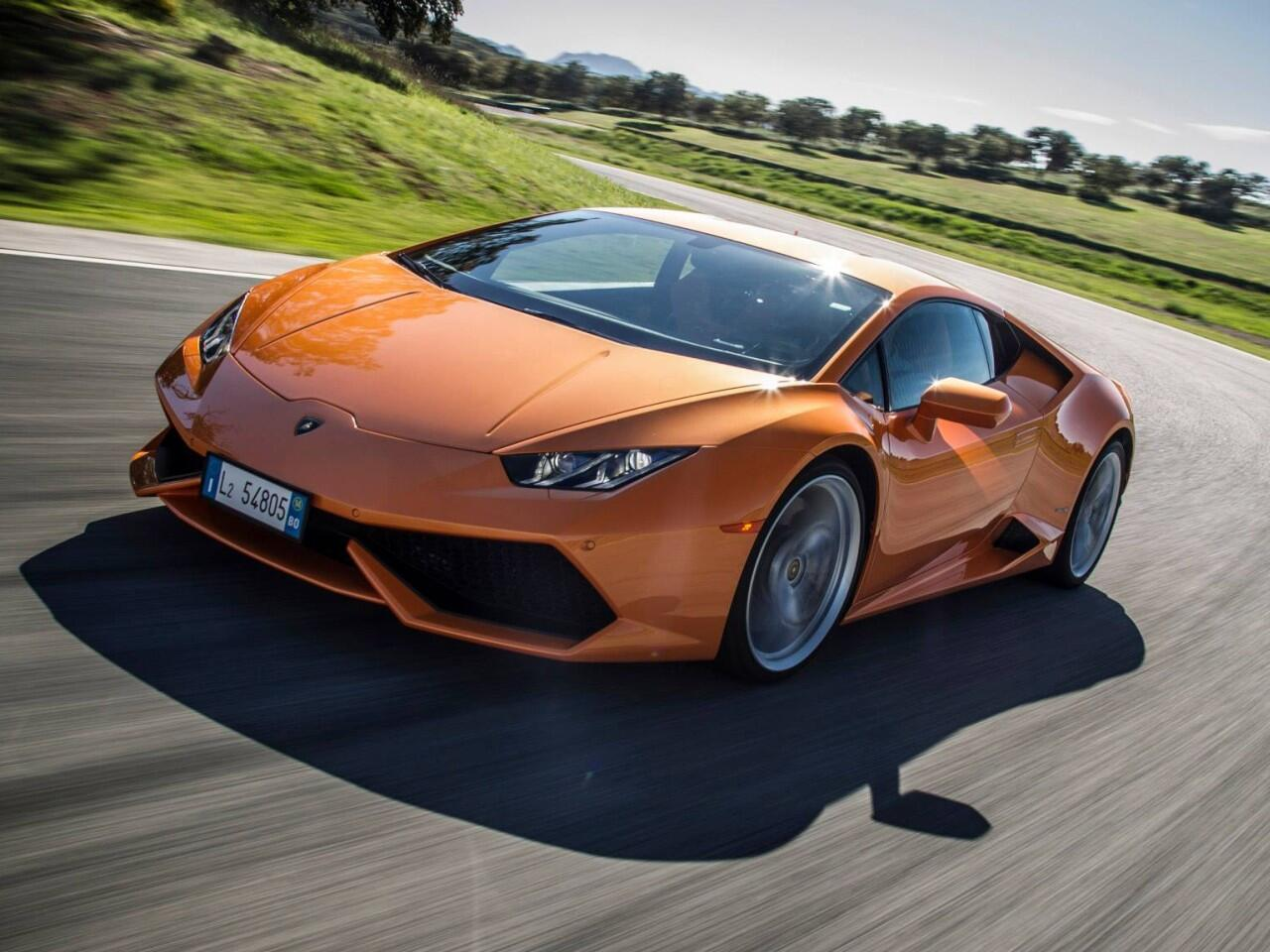 Bild zu Lamborghini Huracán