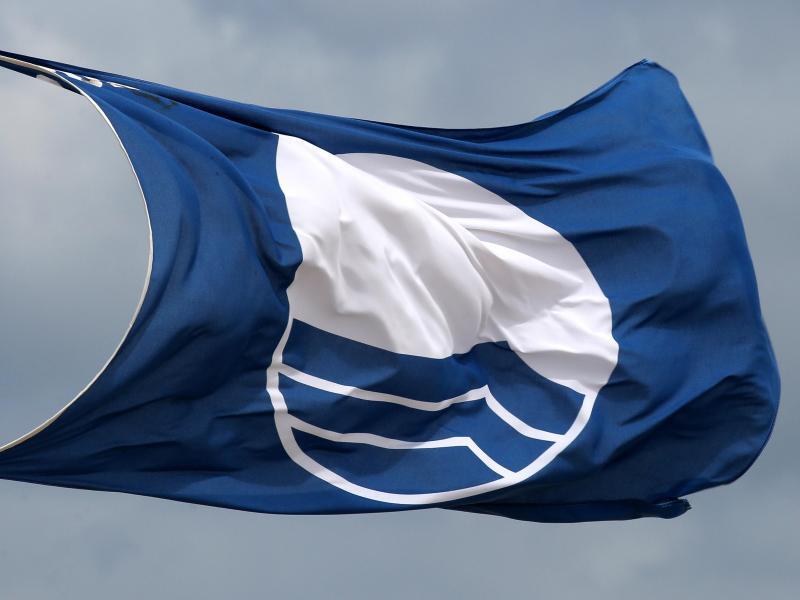 Bild zu Blaue Flagge