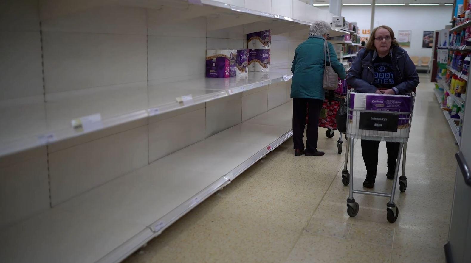 Bild zu Coronavirus, Einzelhandel, Umsatzplus