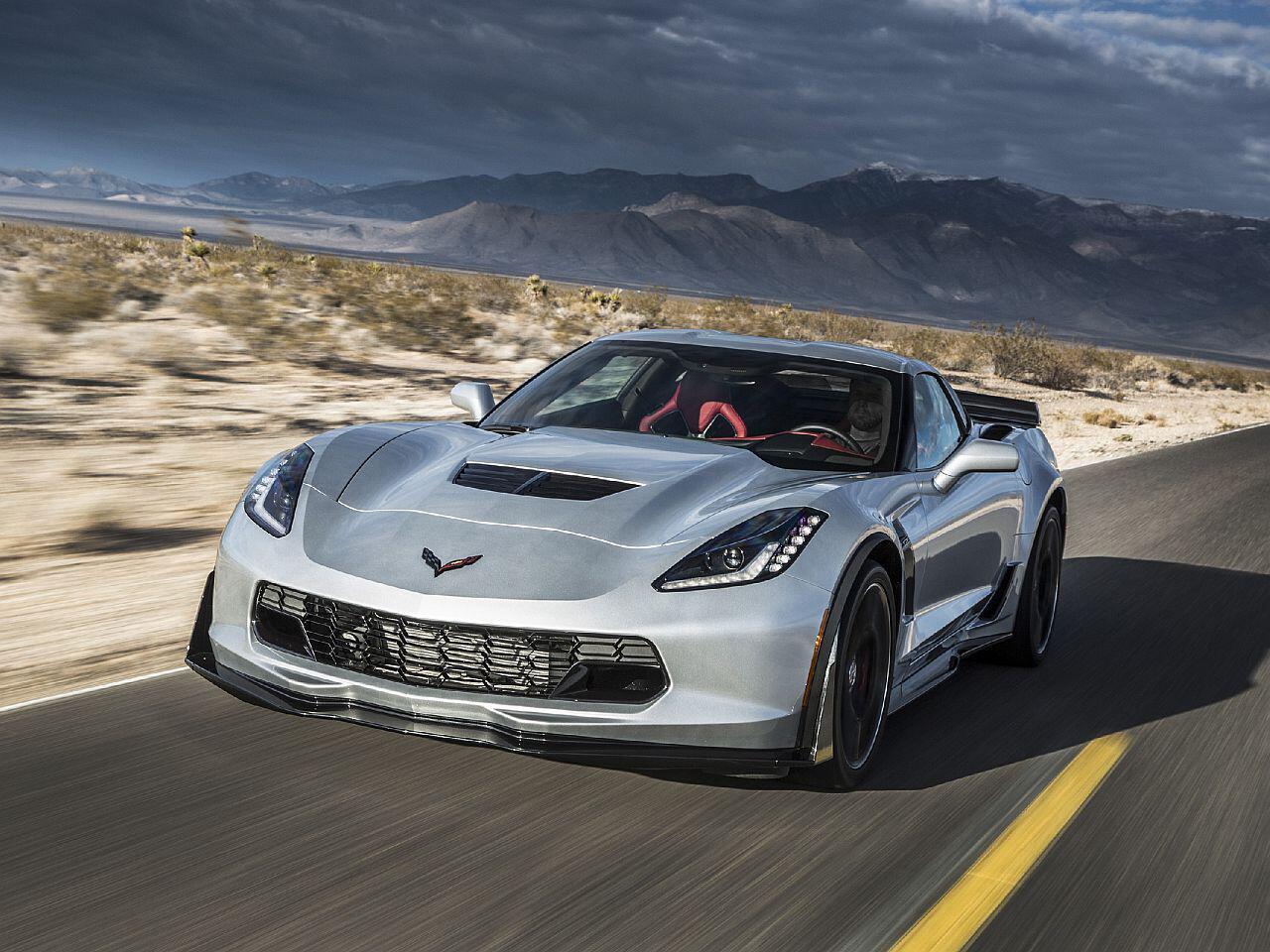 Bild zu Chevrolet Corvette Z06