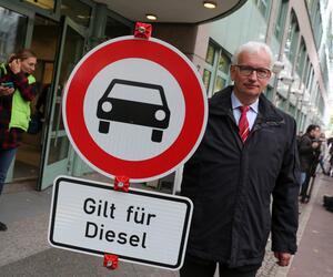 Verwaltungsgericht, Berlin, Diesel, Fahrverbot, VDA, Jürgen Resch