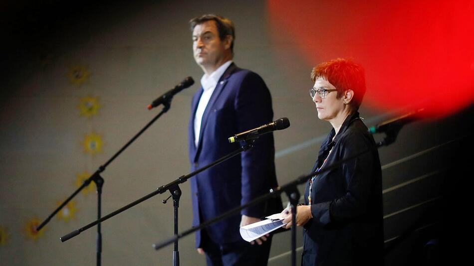Koalition erzielt Durchbruch bei Wahlrecht und Kurzarbeit