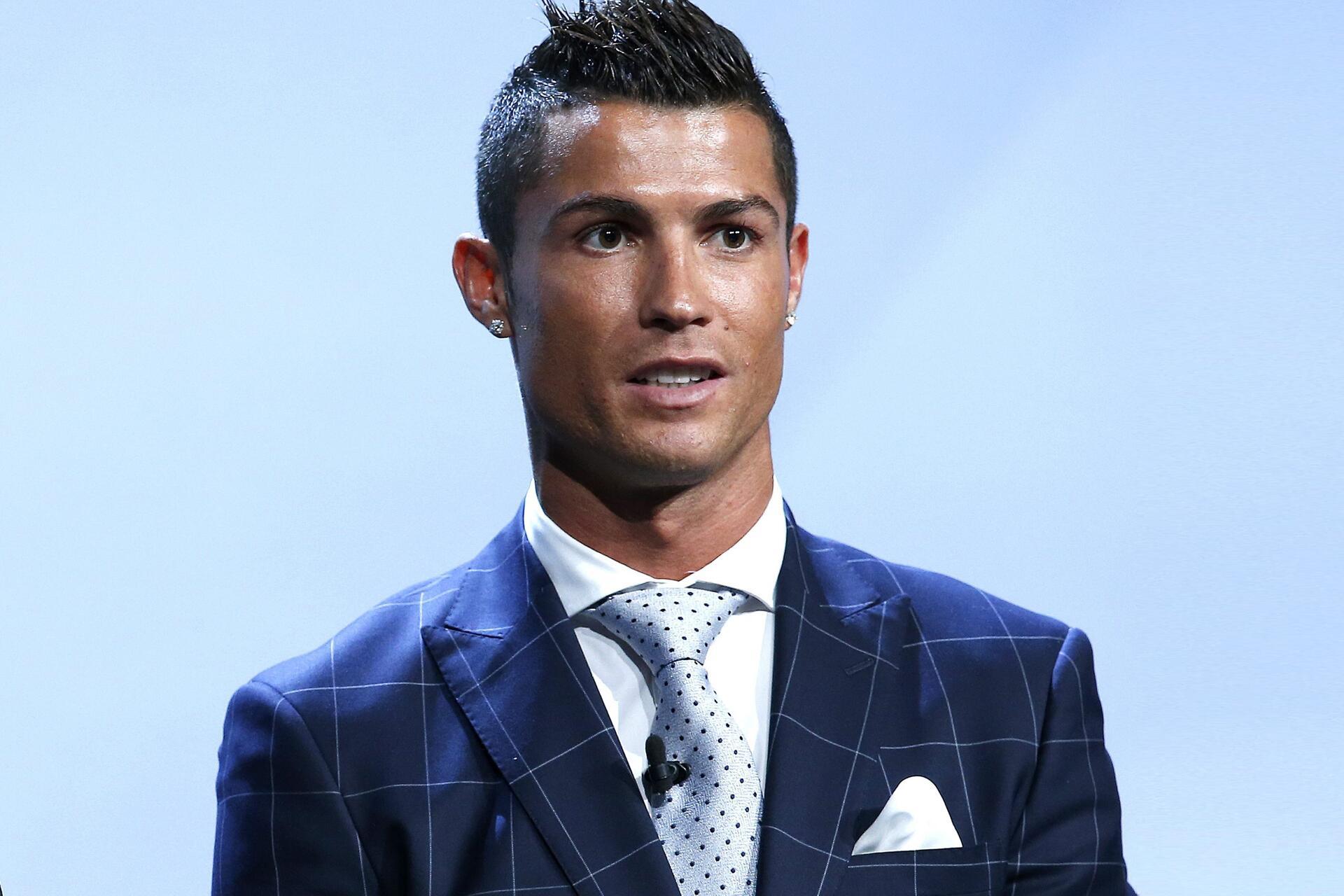 Bild zu Cristiano Ronaldo, Shitstorm