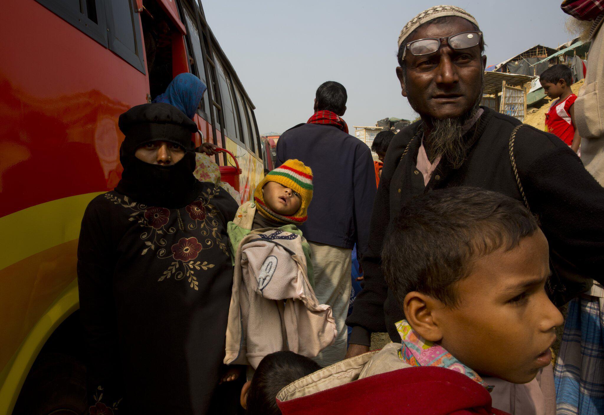 Bild zu Rohingya