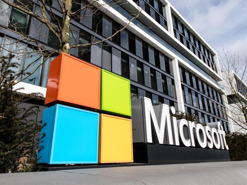 Bild zu Microsoft-Zentrale in München