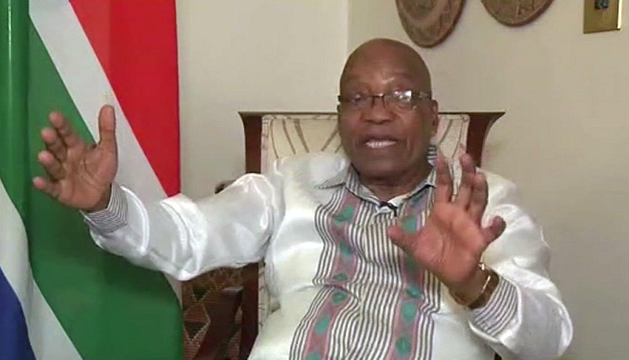 Bild zu Jacob Zuma