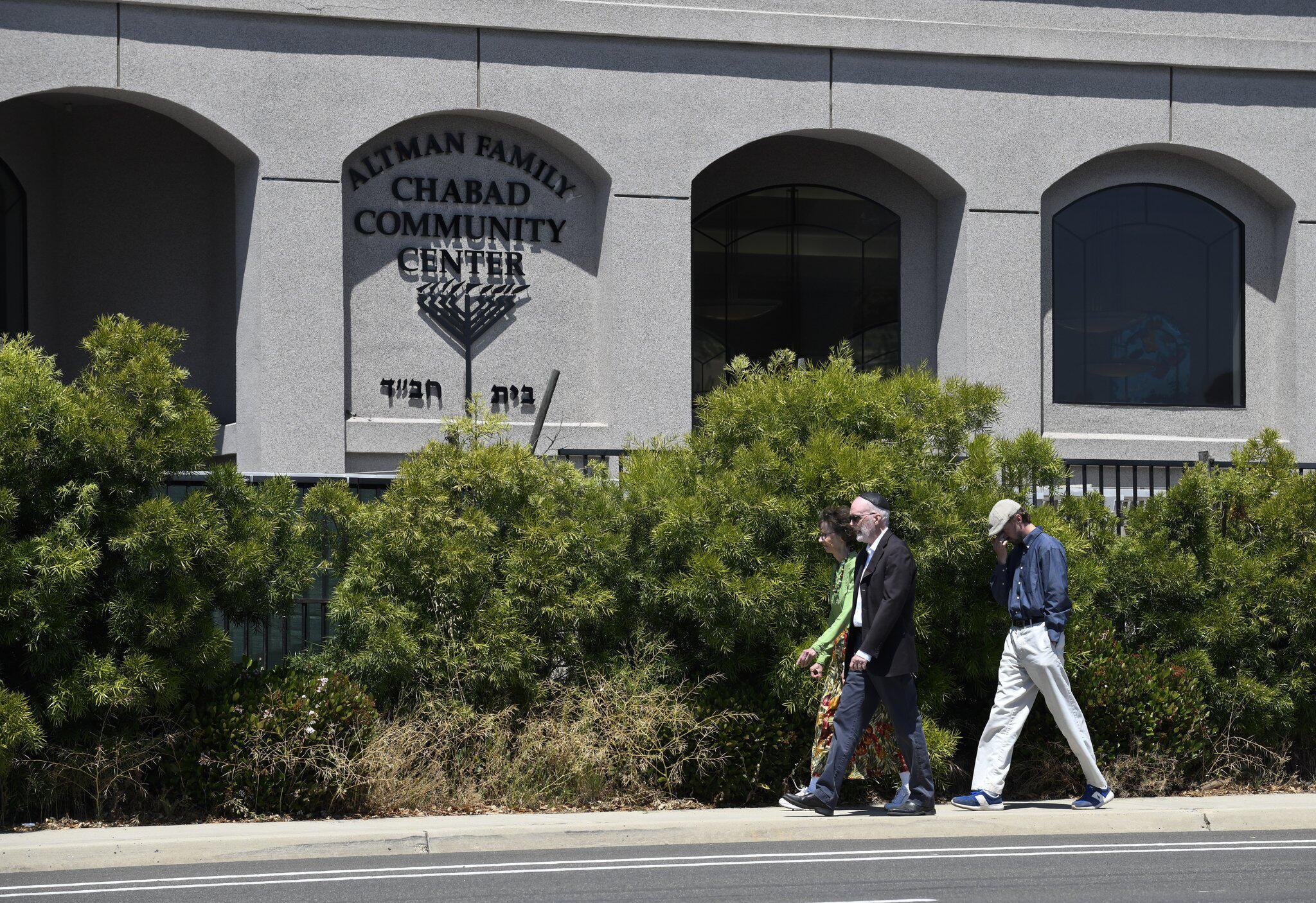 Bild zu Synagogenschießen - Kalifornien