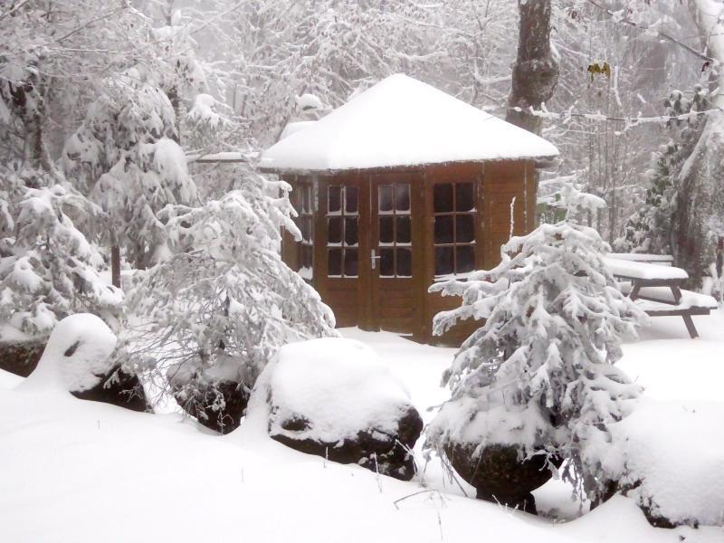 Bild zu Schnee auf der Wasserkuppe