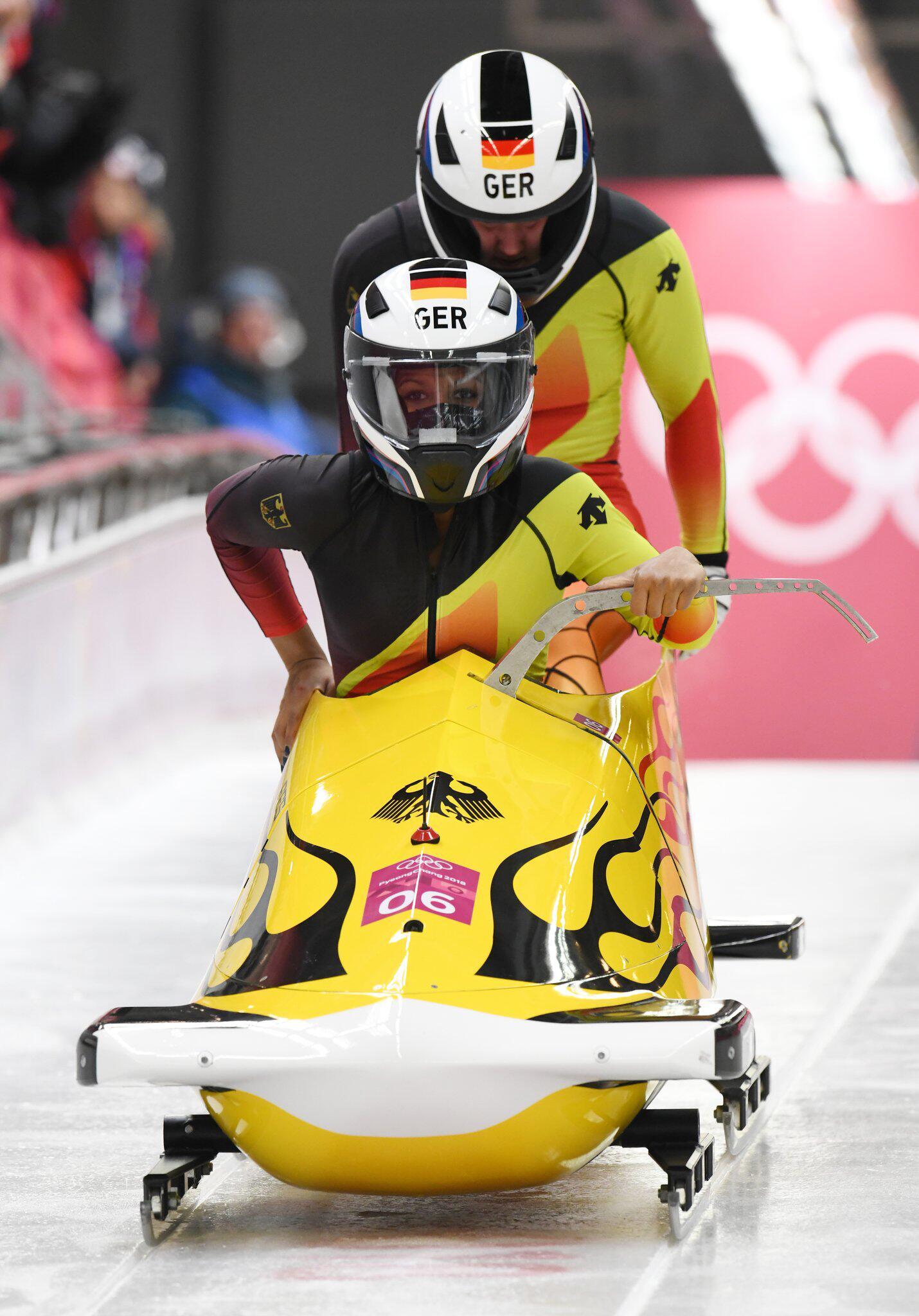 Bild zu Pyeongchang 2018 - Bob
