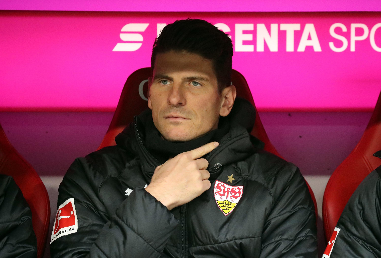 Bild zu Fußball, Bundesliga, FCB, Bayern, München, Stuttgart, Gomez, Bank