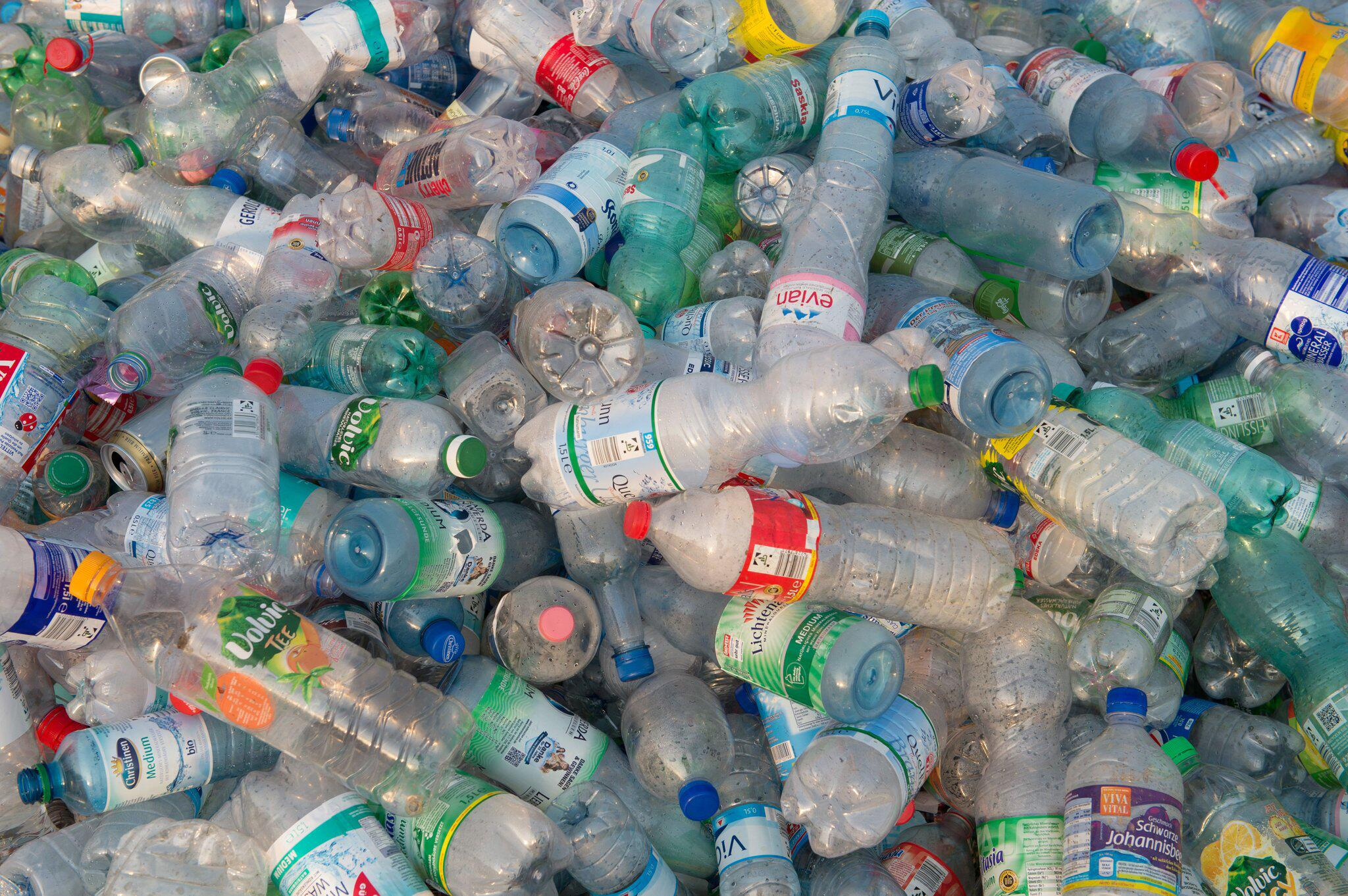 Bild zu Einwegflaschen