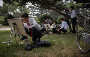 AFP, Ed Jones, Nordkorea