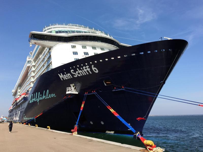 Bild zu Die «Mein Schiff 6»