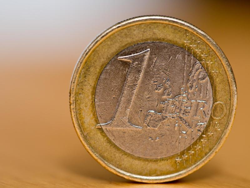 Bild zu Euro