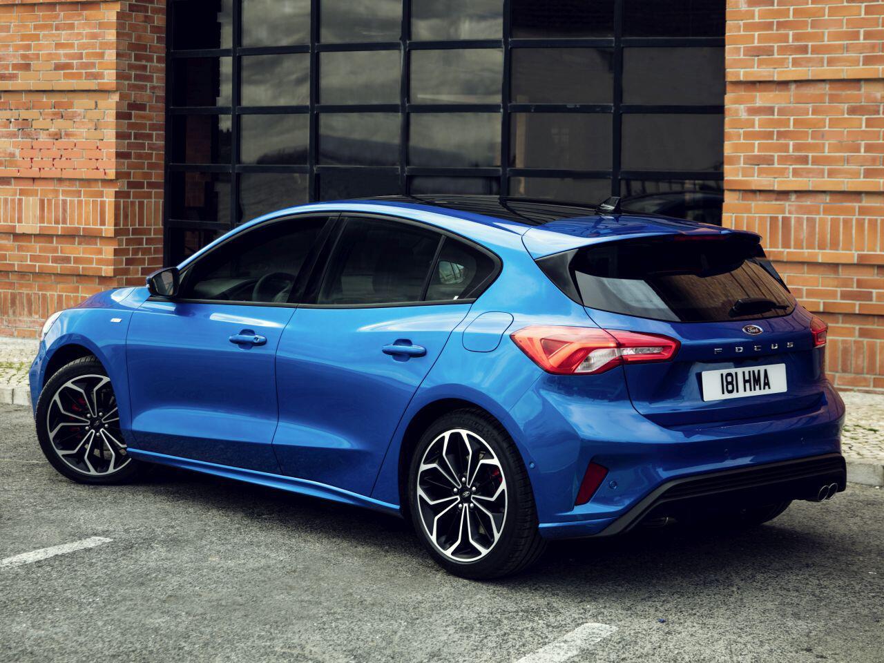 Bild zu Ford Focus ST 2018
