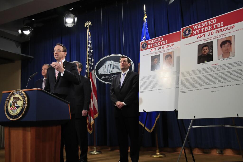 Bild zu Chinesische Hacker stehlen jahrelang Daten laut US-Justiz
