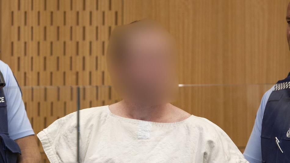 Nach Angriff auf Moscheen - Australier vor Gericht