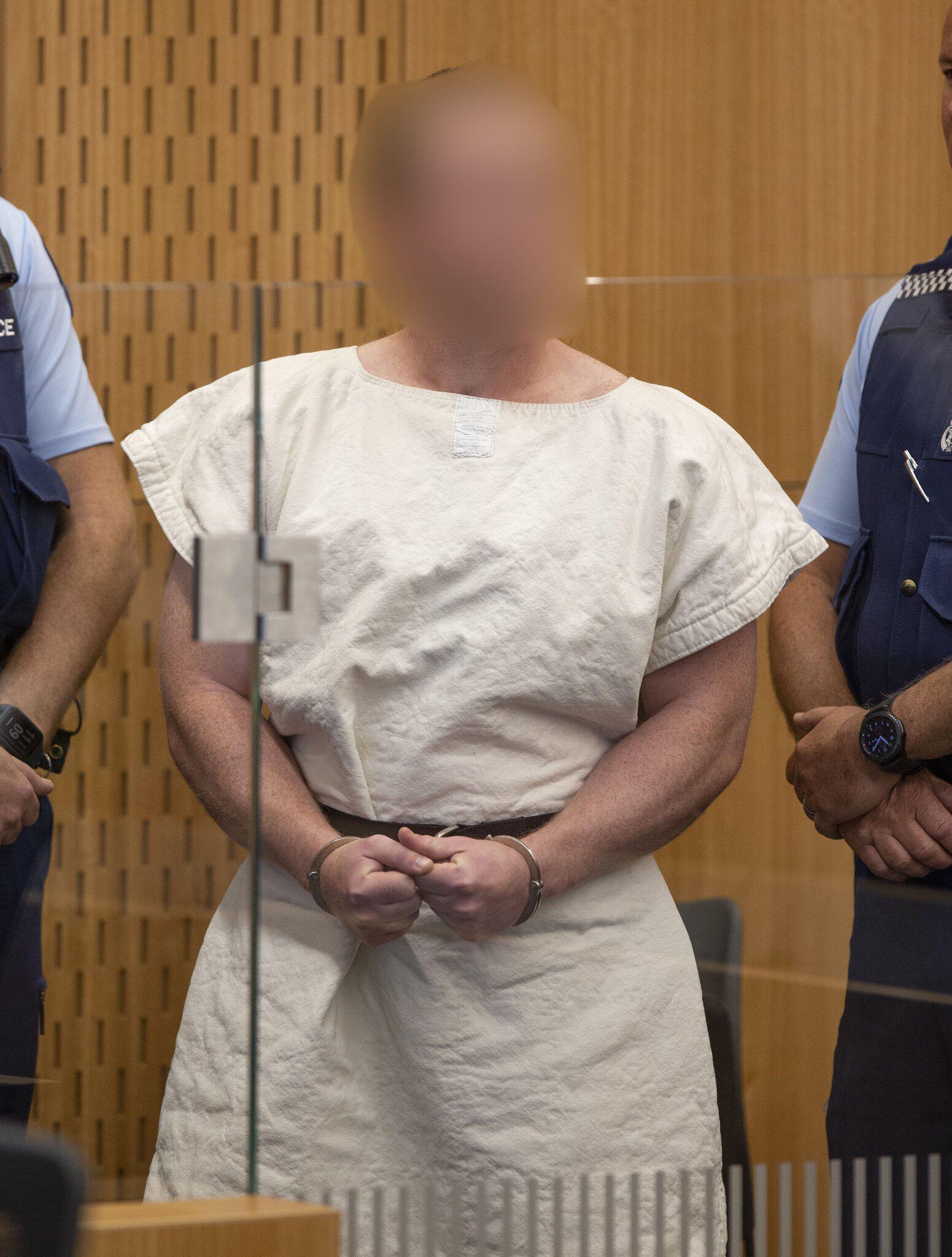 Bild zu Nach Angriff auf Moscheen - Australier vor Gericht