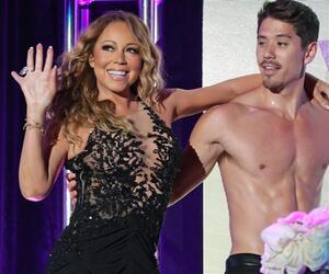 Mariah Carey, Bryan Tanaka, Kuss, knutschen