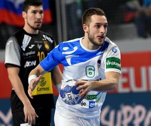Handball-EM: Slowenien - Spanien