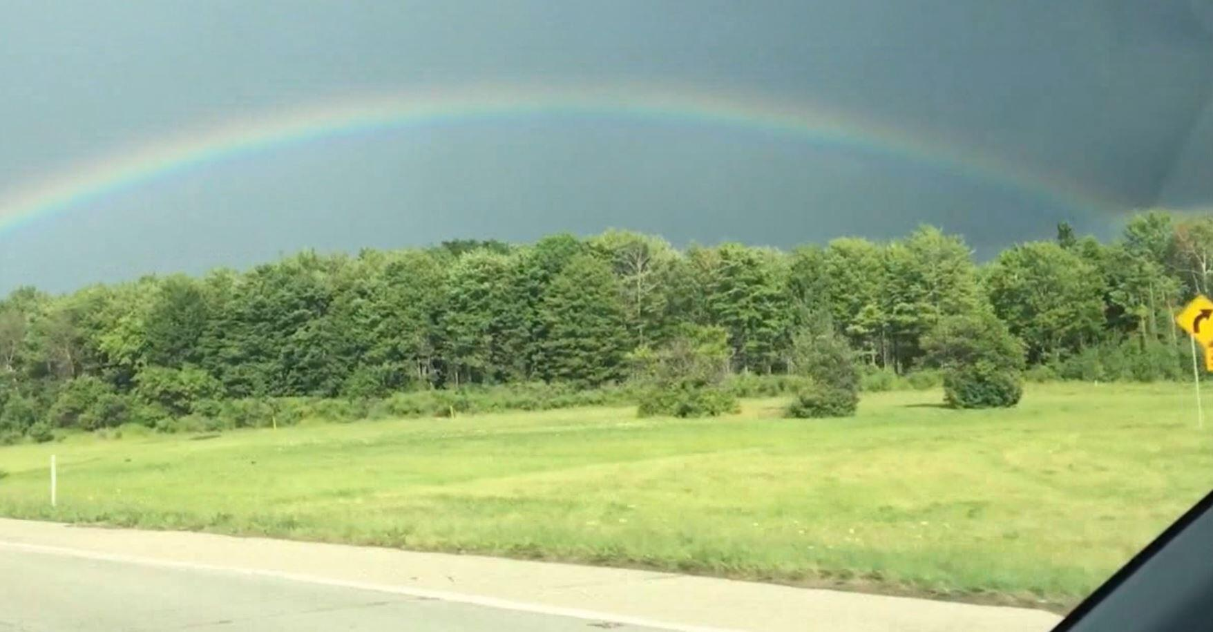 Bild zu Regenbogen