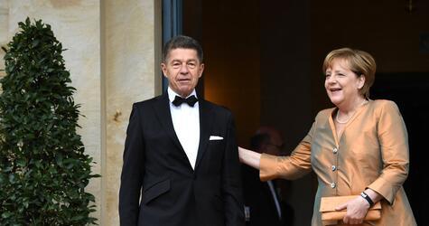 Joachim Sauer wird 70