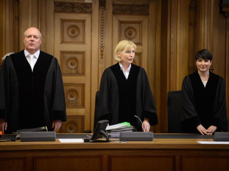 Bild zu Prozess in Tübingen