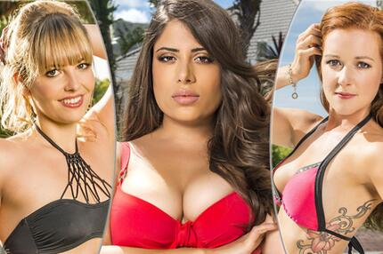 """Bachelor"" 2014: Bikini-Fotos der Kandidatinnen"