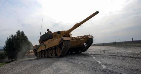 Panzer Leopard 2 A4