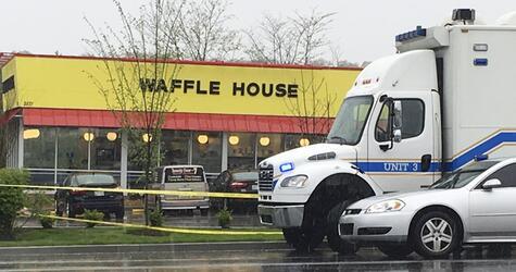 Vier Tote bei Schüssen in Nashville