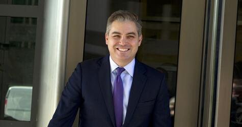CNN-Reporter Jim Acosta