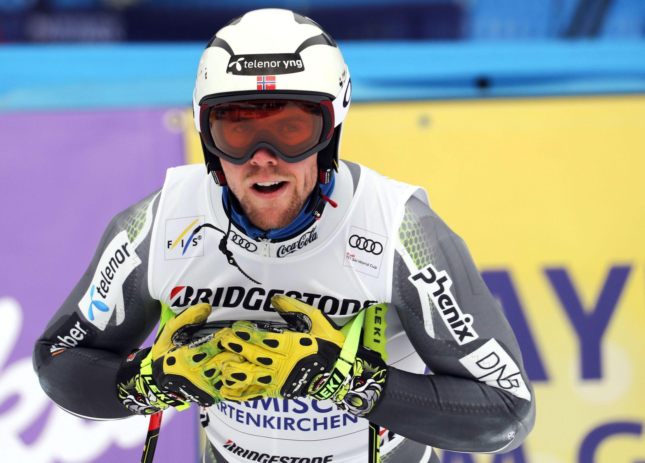 Bild zu Ski-Weltcupgesamtsieger Aamodt Kilde