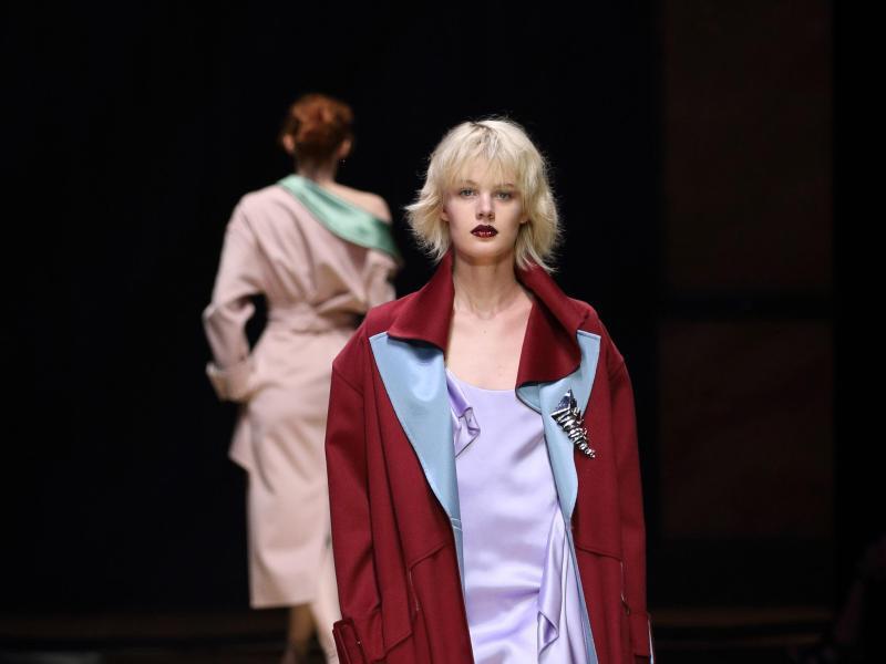 Bild zu Paris Haute Couture fashion week - Atelier Versace