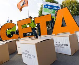 CETA, TTIP, Handelsabkommen, Belgien