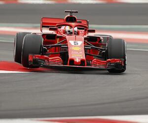 Formel 1 : Ferrari
