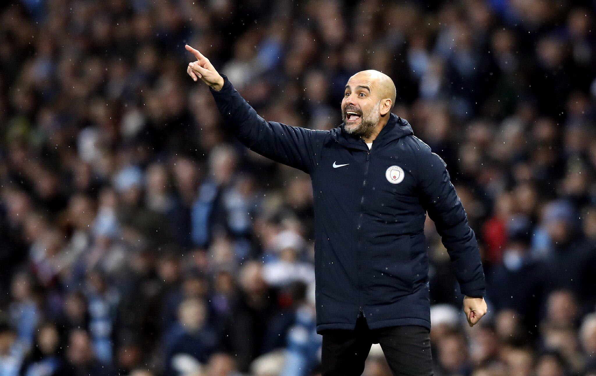 Bild zu Manchester City - Crystal Palace, Pep Guardiola, Premier League