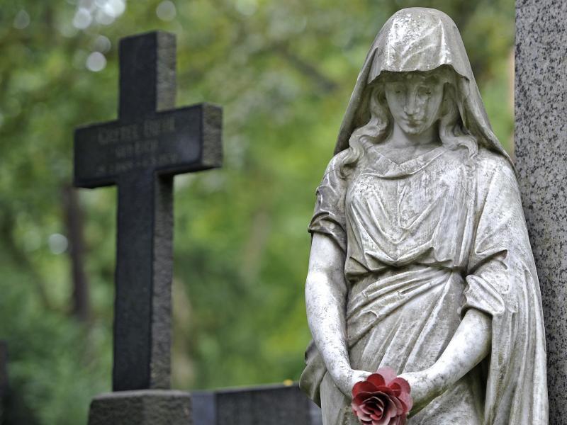 Bild zu Bestattungskosten