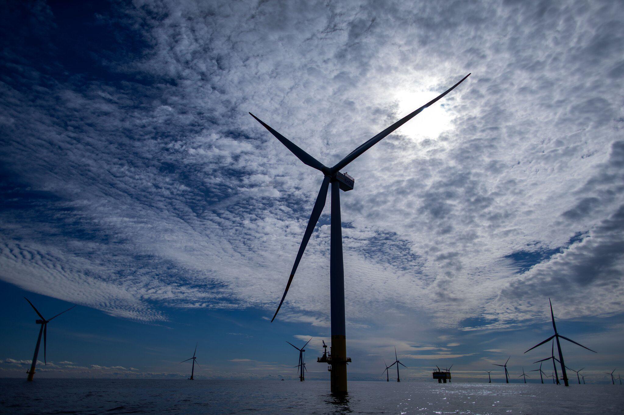 """Bild zu Offshore-Windpark """"Baltic 2"""""""