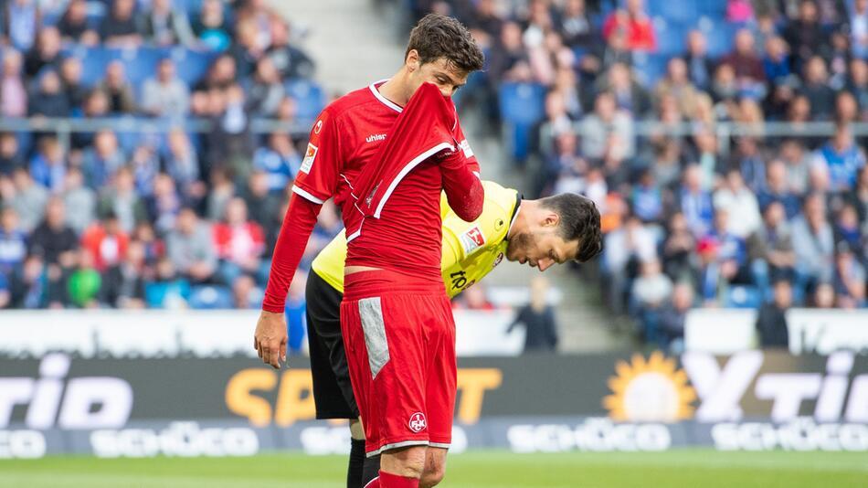Arminia Bielefeld - 1. FC Kaiserslautern