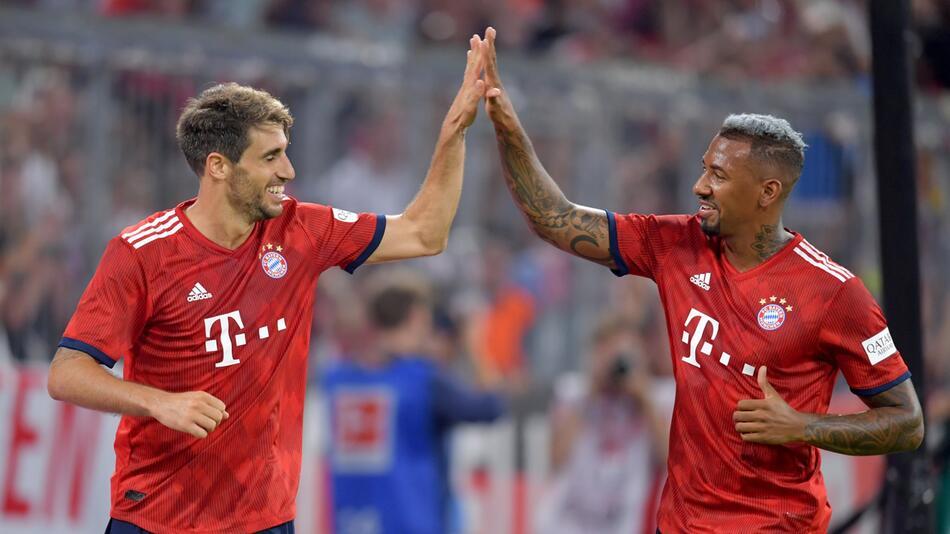 Soccer Friendly -FC Bayern Munich vs Manchester United