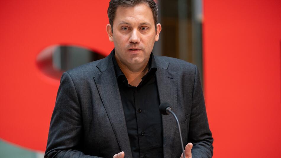 SPD parliamentary group meeting in Berlin