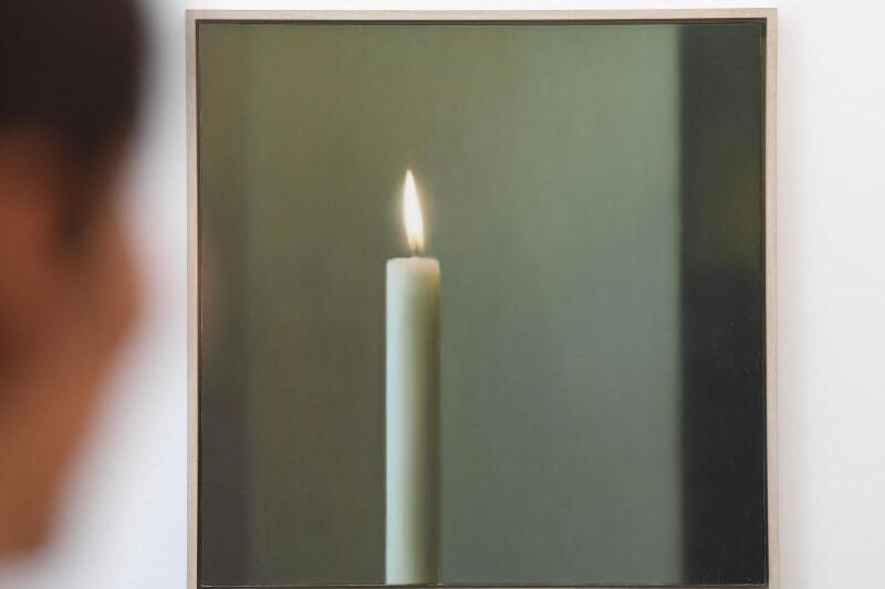 """Ausstellung """"Die Kerze"""""""