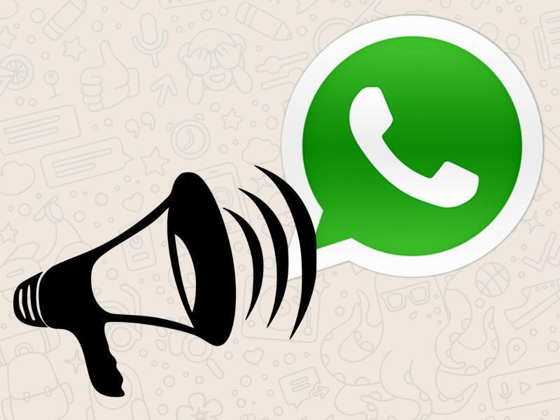 Bild zu WhatsApp Broadcast