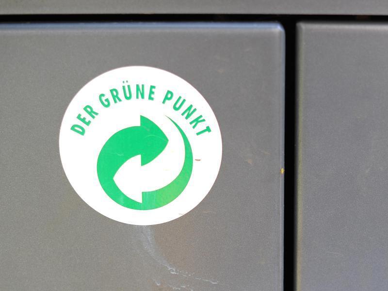 Bild zu Der Grüne Punkt
