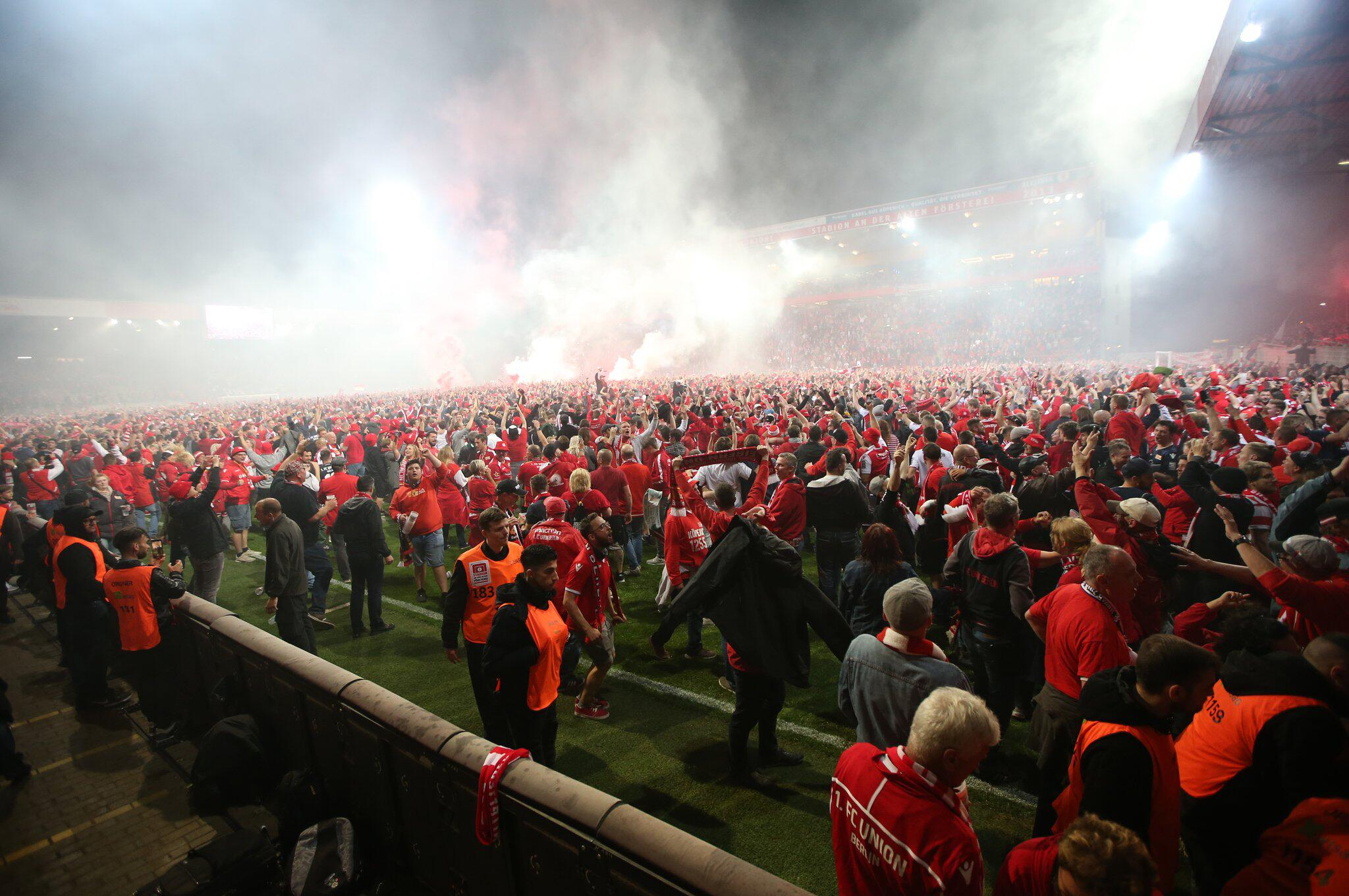 Bild zu 1. FC Union Berlin - VfB Stuttgart
