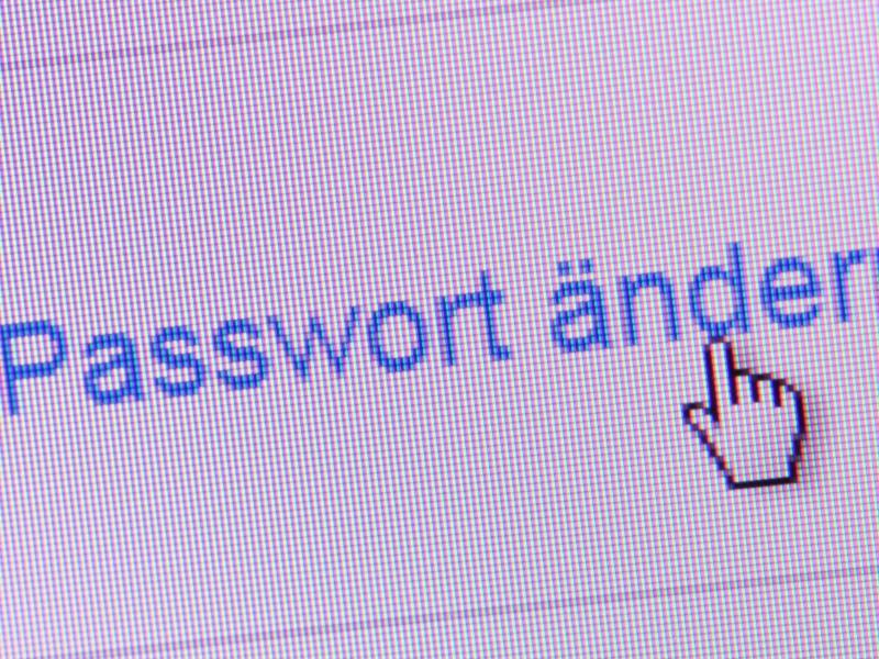 Bild zu Neue Passwort-Empfehlungen